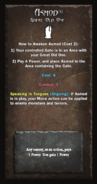 Loyalty Card - Asmod