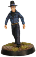 Billy Jack (Painted)