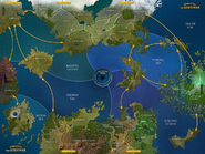 Glorantha Map 8P (Deluxe)