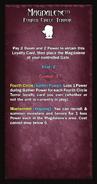 Loyalty Card - Magdalene