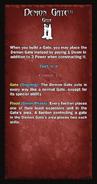 Loyalty Card - Demon Gate