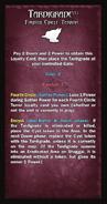 Loyalty Card - Tardigrade