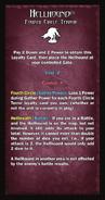 Loyalty Card - Hellhound