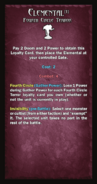 Loyalty Card - Elemental