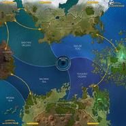 Glorantha Map 3P (Deluxe)