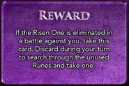 Reward - The Risen One