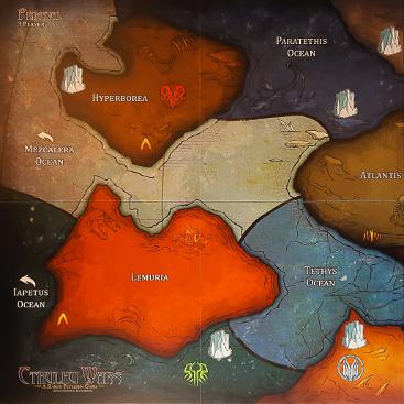 Primeval Map