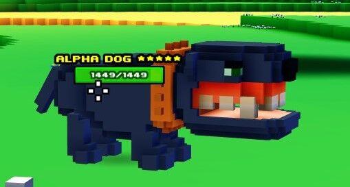 Alpha Dog Cube World Wiki