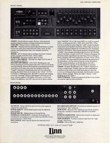 Linn LM-1 Drum Computer Brochure Page 2 300dpi.jpg