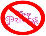 No Disney Princess