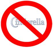 No Disney's Cinderella