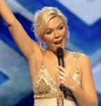 Kate Thornton Sexy Armpit