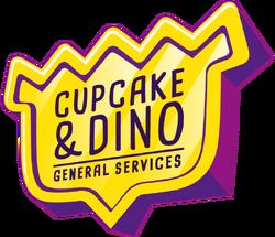 Cupcake & Dino General Services logo.png