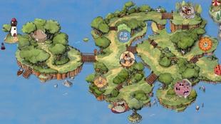 Inkwell Isle 1 Map Full