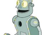 Dr. Kahl's Robot