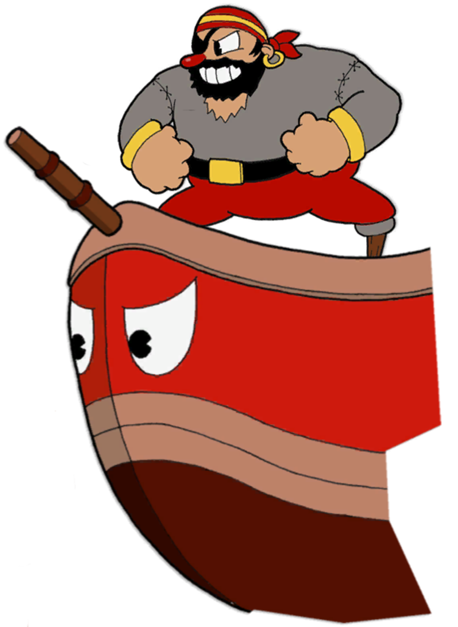 Captain Brineybeard
