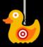 Unused duck