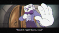 King dice stops the player