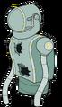 Robot ded