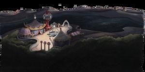 Beppi The Clown Background
