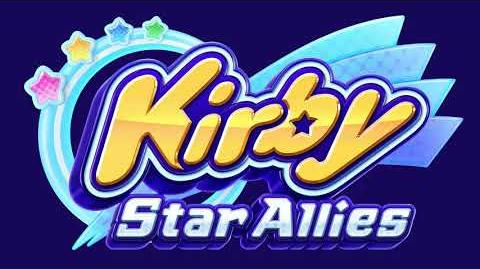 Invincibility Candy - Kirby Star Allies Music
