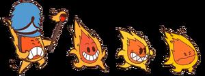 Fire Marchers