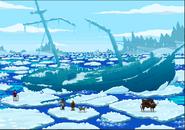 Full shipwreck arctic