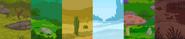 Biomes Background