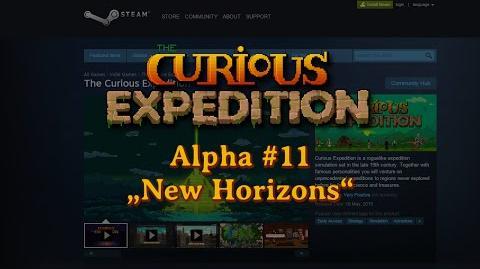 Curious Expedition - Alpha 11-0