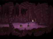 Full cave crevace