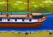 Full ship dryland