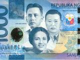 Philippine 1,000 peso banknote