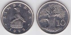 Zimbabwe 10 cents 1999.jpg