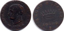Kingdom of Italy soldo 1808V.jpg