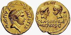 Aureus Sextus Pompeius 42BC.JPG