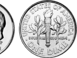 United States dime