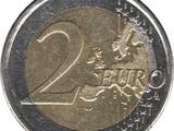 Latvian 2 euro coin/Commemorative