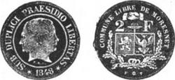 Moresnet coin Revue.png