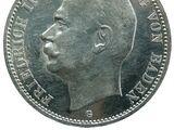 Baden 2 mark coin