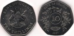 Uganda 10 shillings 1987.png