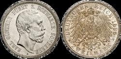 Schwarzburg-Sondershausen 2 mark 1896.png