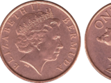 Bermudian 1 cent coin