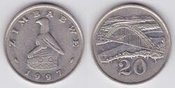 Zimbabwe 20 cents 1997.jpg