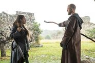 Nimue and Merlin (1) 1x06