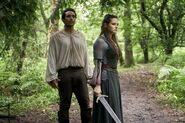 Arthur and Nimue (2) 1x04