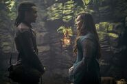 Arthur and Nimue (2) 1x05