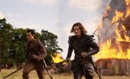 Arthur and Gawain 1x07