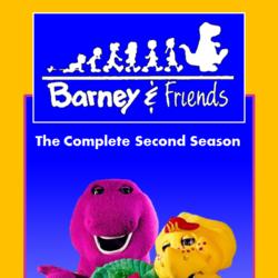 Barney & Friends: The Complete Second Season