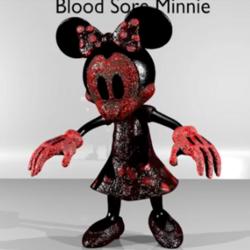 Blood Sore Minnie