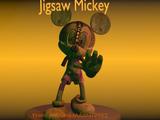 Jigsaw Mickey